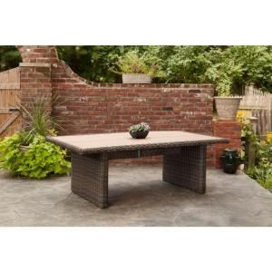 Brown Jordan Northshore Rectangular Patio Dining Table    STOCK