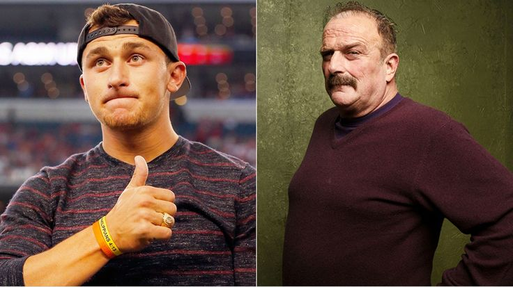 "Jake {The Snake"" Roberts says he can 'Save Johnny Manziel's life.'"