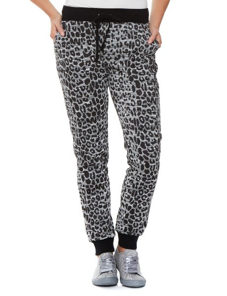 Zest Weekend Printed Cuffed Trackpant product photo