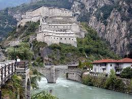 Forte di Bard (Valle d'Aosta)
