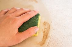 Your pizza stone requires special care. Clean and remove stains with water and products recommended by manufacturers. The **ceramic pizza stone** is designed to perfect pizza cooking in home ovens; the baking science behind the pizza stone works just as long as the product is properly used and cared for. Each time you bake with it, use the same...