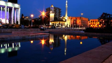 http://www.lonelyplanet.com/albania#    Ethem Bey Mosque, Albania