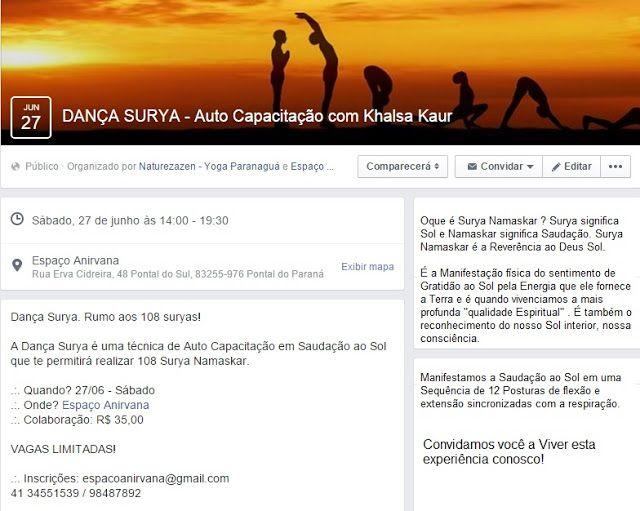 Khalsa kaur : CURSO DE AUTO CAPACITAÇÃO EM DANÇA SURYA 27/06/201...