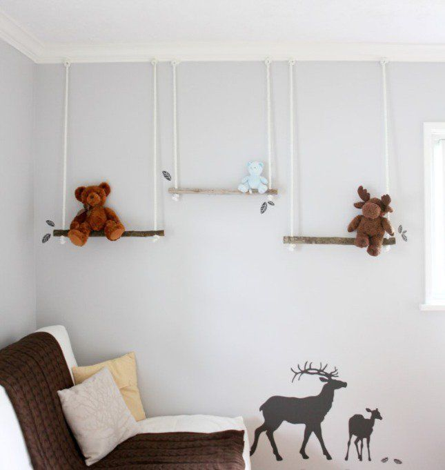 Ideas for wall design – cool wall decoration Do it yourself