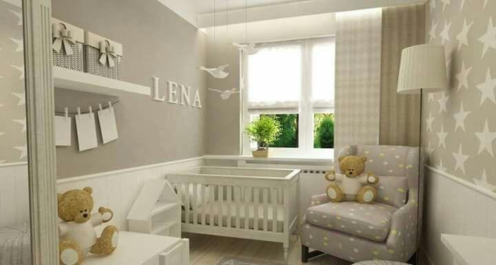 Kinderzimmer Idee Little Star