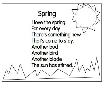 48 best Elementary: Poems images on Pinterest
