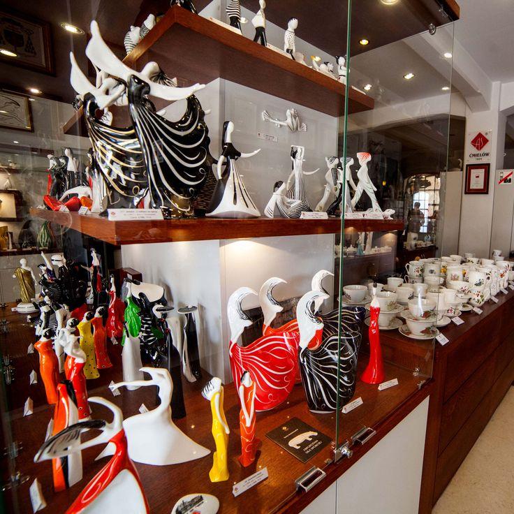 Wielki sukces pierwszego w Polsce Żywego Muzeum Porcelany w Ćmielowie