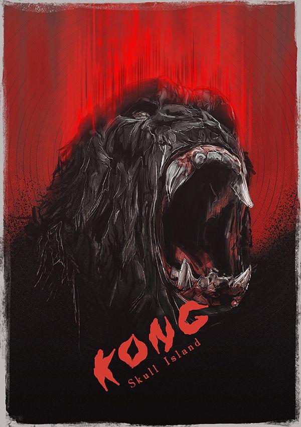 Kong I Movie Poster I Rafal Rola