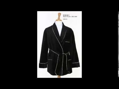 Men's velvet robe can be a great way to impress people around you. This is possible because of a special fine touch that a velvet robe can offer to your personality. So, get a right velvet robe as per the suitability of an occasion and impress the world around.