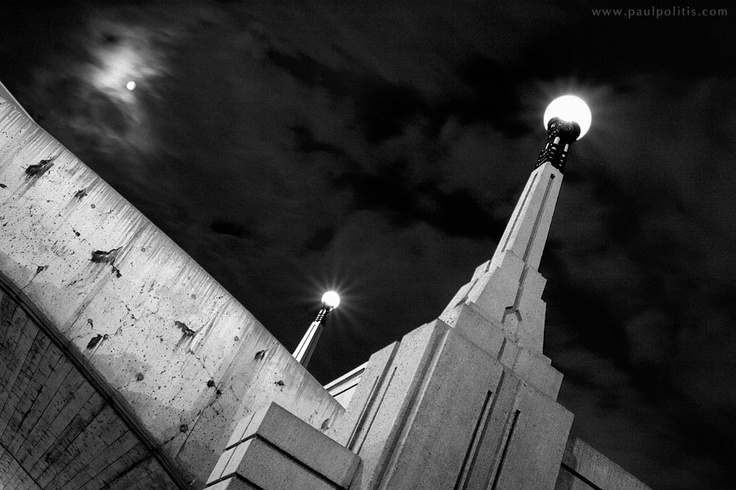 Night photography tutorial paul politis black and white photography