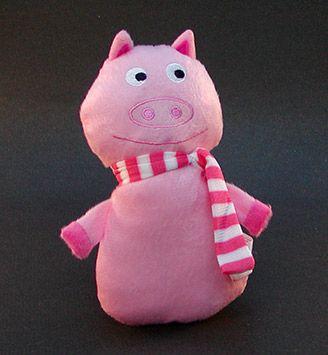 Piggy Pet Toy (013016)