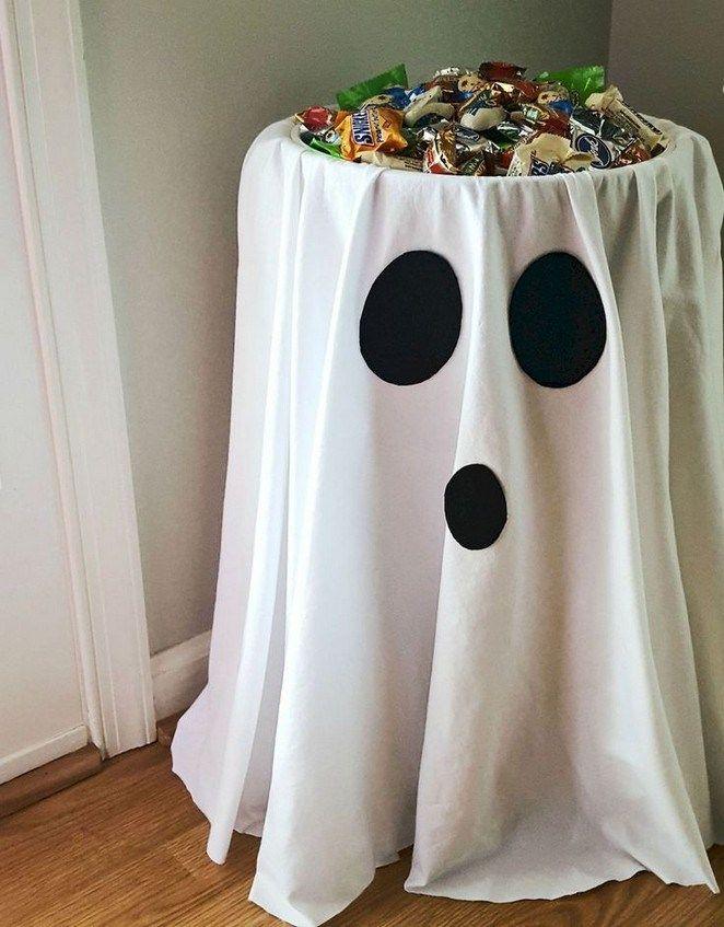 33+ Spooky DIY Indoor Halloween Decoration Ideas For 2019 ...