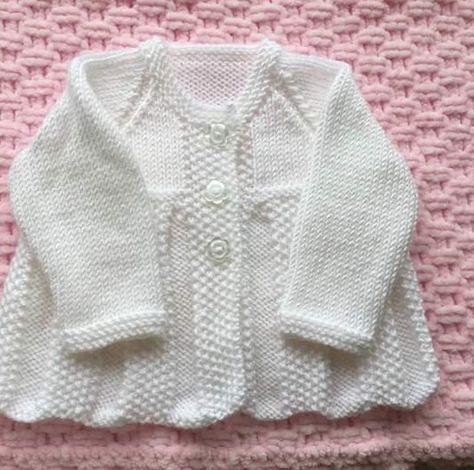 Jarol 610 baby matinee coat vi