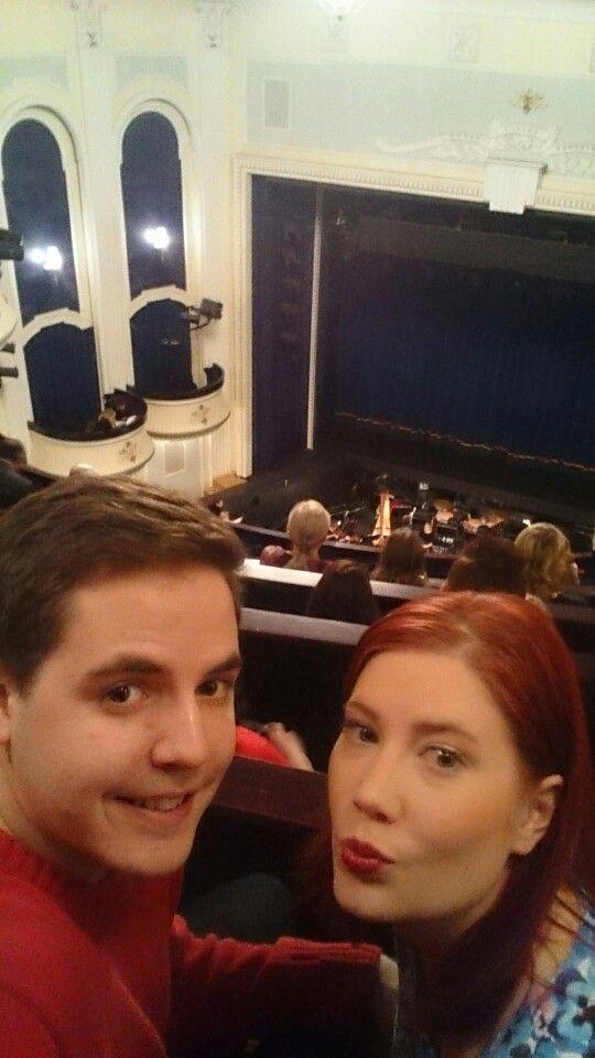 Nutcracker at the National Opera of Tallinn #day24of365