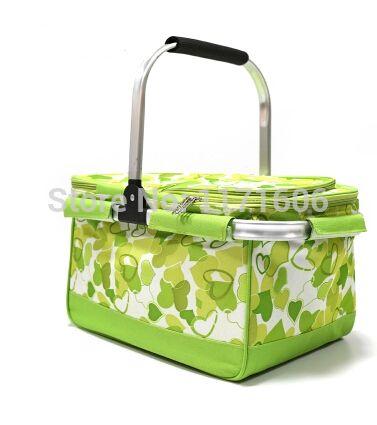 contemporary picnic basket!
