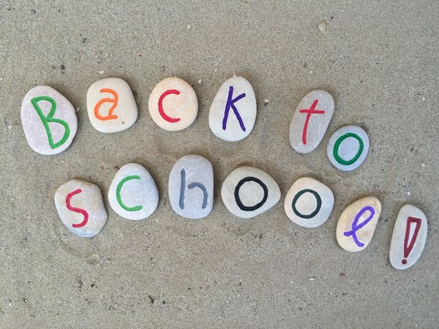 Back to school !