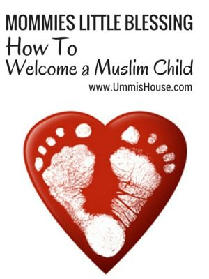 How to welcome a new muslim child, when a baby is born there are some sunnah traditions that you should consider implementing. Find this article at www.UmmisHouse.com