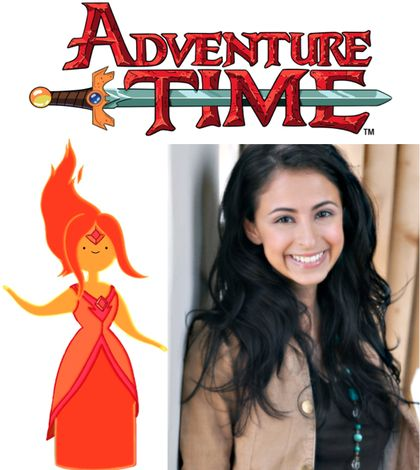 Cool bid opportunity... Have a Character Phone Call with Flame Princess from Cartoon Networ...