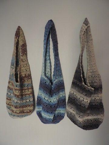 crochet bags boho - FB handmade by inush
