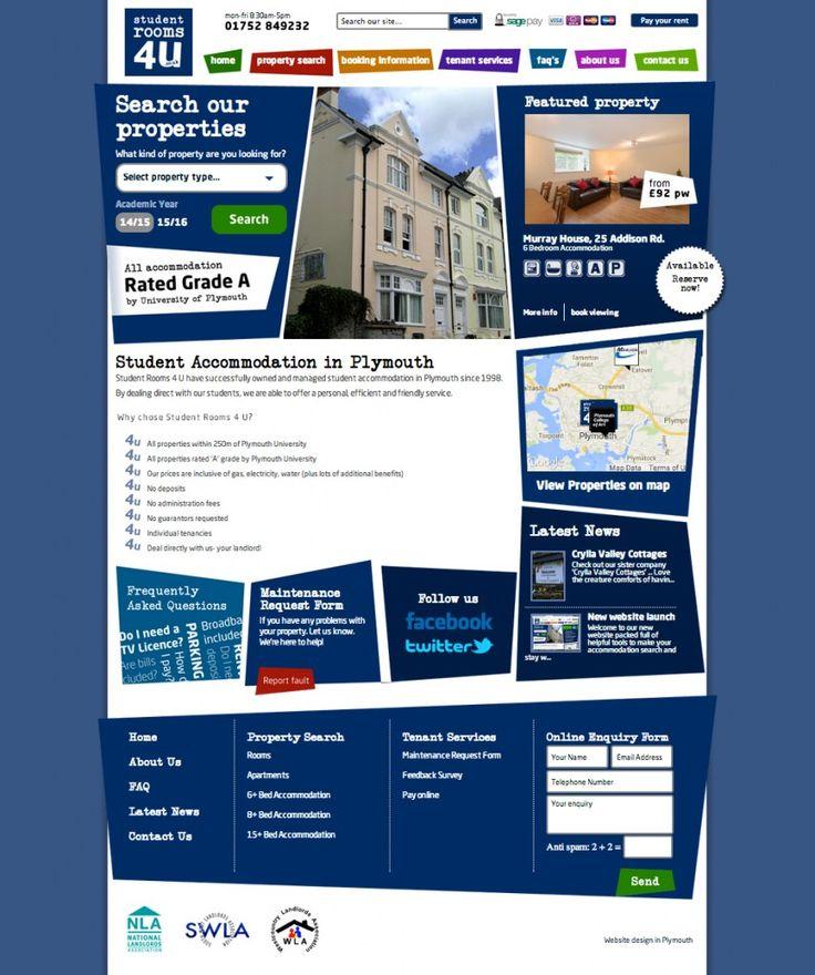 dv8media have Student Rooms 4 U - Full article on The dv8media Blog