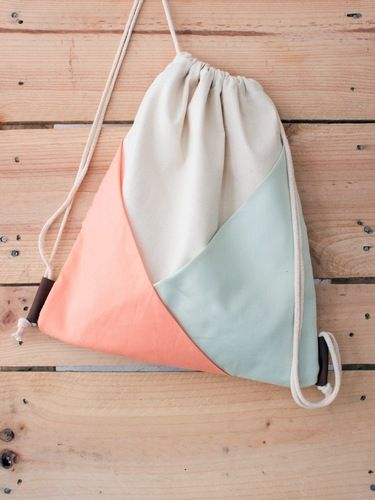 Geobag mint / korall / hell