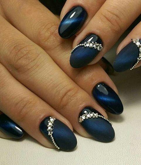 Über 30 atemberaubende kobaltblaue Nägel für elegante Damen – Niedliche Tier Babys ❤❤❤