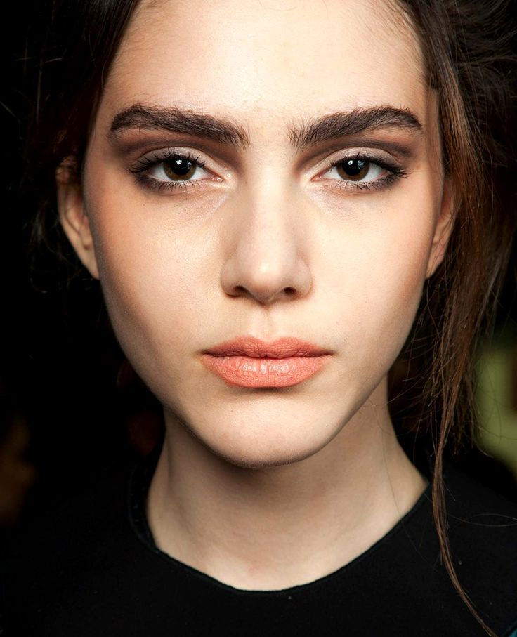 Serious brows. @thecoveteur