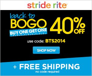 image relating to Stride Rite Printable Coupon known as Stride ceremony on-line discount coupons / Att benefits speak to selection