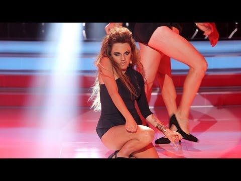 Tu cara me suena - Angy imita a Beyoncé - YouTube