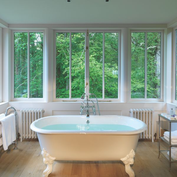 Add a day to your next trip to London, and stay at Lime Wood, a hotel set within New Forest National Park. Michelin-starred chef Angela Hartnett and Lime Wood head chef Luke Holder set a menu driven by locally farmed and foraged ingredients, such as pork loin cured with lavender in the on-site sm...
