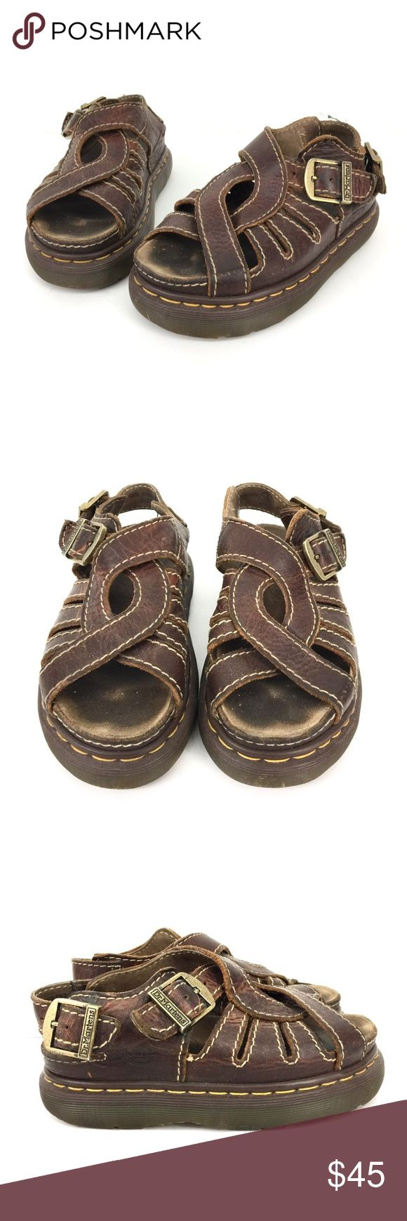 Dr. Marten sandals UK 4/ US 5 MADE IN ENGLAND UK 4 /US 5. Original Vintage MADE IN ENGLAND. Women's. Amazing condition. See photos. Dr. Martens Shoes Sandals