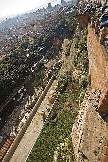 Terrapieno, Cagliari, Sardinia, Italy