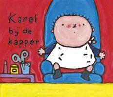 Boekenhoek: Karel bij de kapper