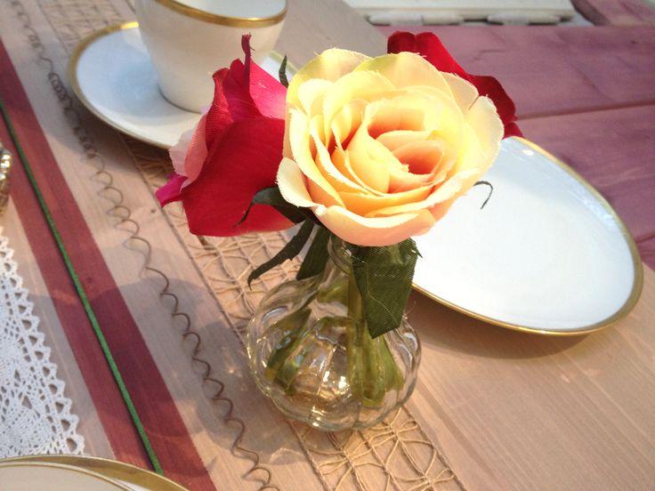 Blumendeko - #Wedding