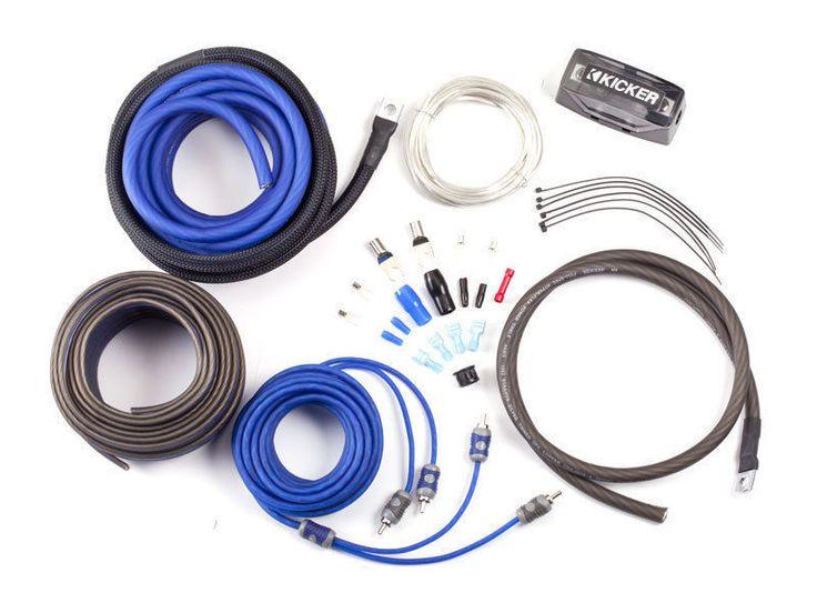 best ideas about kicker car audio kenwood car amplifier kits kicker ck8 car audio 8 gauge awg 8g 8awg 2 channel complete