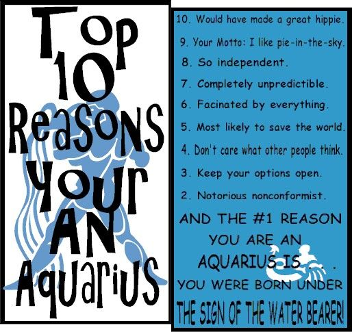 10 Things You Need To Know About Dating An Aquarius