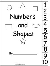 Shapes Printable | Teaching shapes  |Old English Shapes