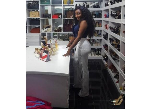 Ini Edo offers another glance into her closet as she reacts to her appointment as SA Tourism to Akwa Ibom governor
