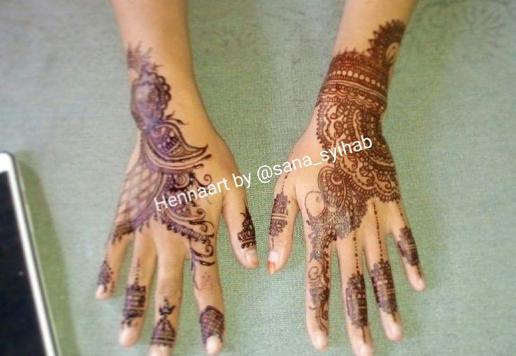 Henna wedding  Hennaartbysana