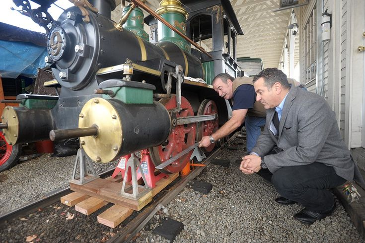 Right now it's the little engine that can't — but it would if it could. And lots of ideas are in the works to get the five-car, 30-gauge train that has delighted visitors for nearly a decade as it chugs around Burke Junction in Cameron Park back on track. It's just a matter of p...  #mountaindemocrat #News #A1, #Featured, #Printed