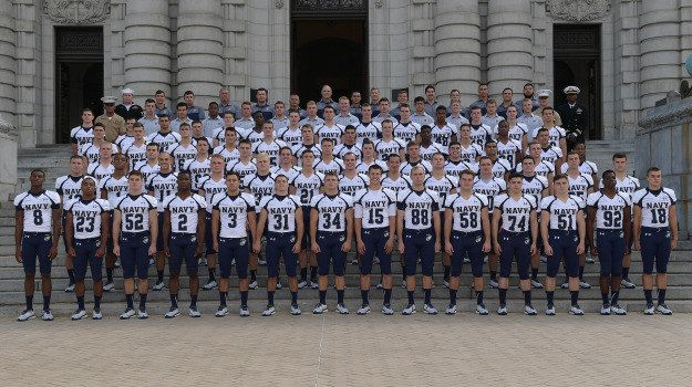 NAVYSPORTS.COM - The Official Web Site of Naval Academy Varsity Athletics - Official Sprint Football Roster