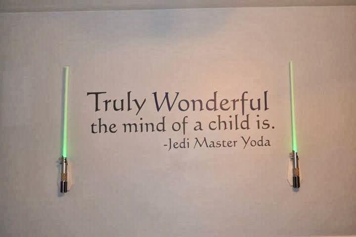 Father Nerds Best: The Baby Star Wars Nursery