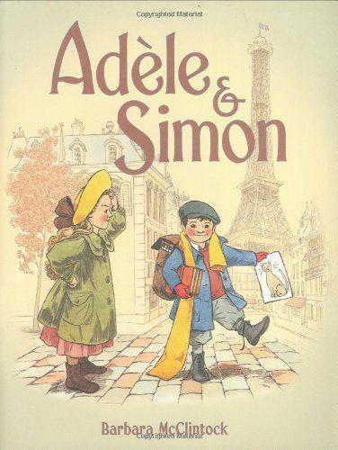 Adèle & Simon by Barbara McClintock,http://www.amazon.com/dp/0374380449/ref=cm_sw_r_pi_dp_-P4isb121B44FZDZ