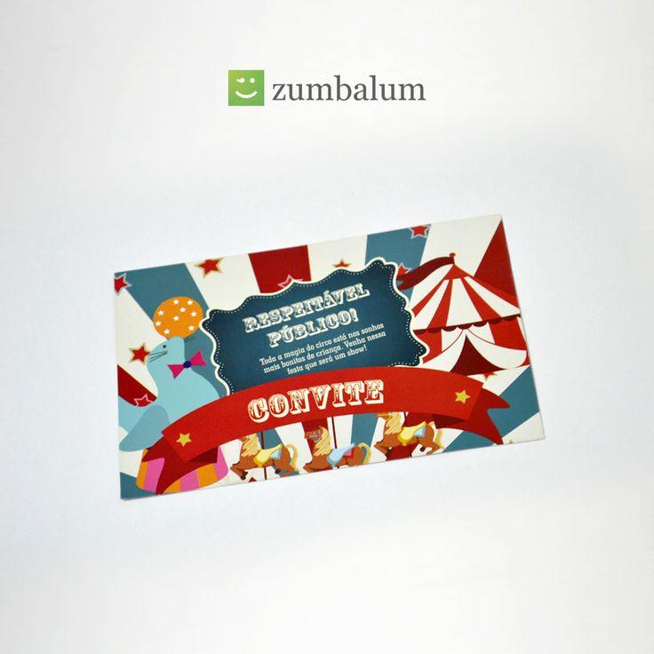 ideias para festa infantil no tema Circo! Papelaria da Zumbalum (www.zumbalum.com.br)! Veja mais sobre a festa aqui: http://mamaepratica.com.br/2016/03/07/festa-infantil-no-tema-circo/  #dicas #festas #Circo #palhaços #vermelho #meninos #decoração #kit #bolos #doces