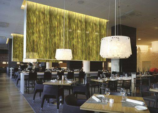 20 best entretenimiento en la milla de oro en caracas for Waterfall restaurant design