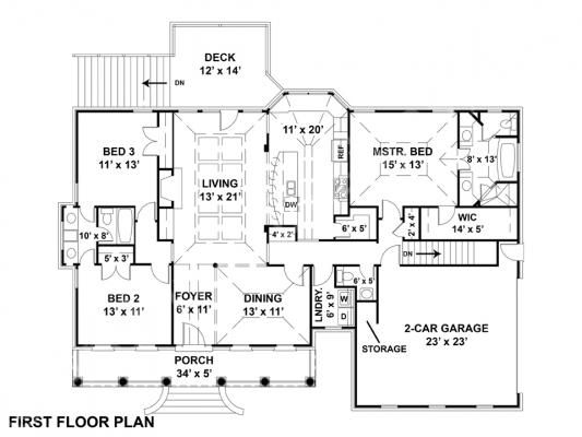 145 best if i ever build a house images on pinterest for Best floor plan ever