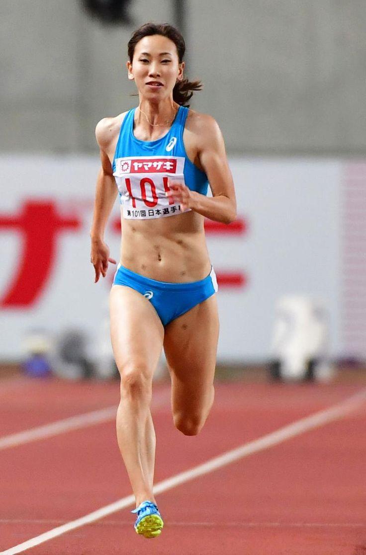 8月の世界選手権(ロンドン)代表選考を兼ねた大会で、鍛え抜いた肉体を武器に美しい女性アスリートたちが躍動した。 - 日刊スポーツ新聞社のニュースサイト、ニッカンスポーツ・コム(nikkansports.com)