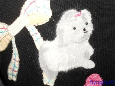 Maltese Dog Knitting Pattern : Storybook Knits