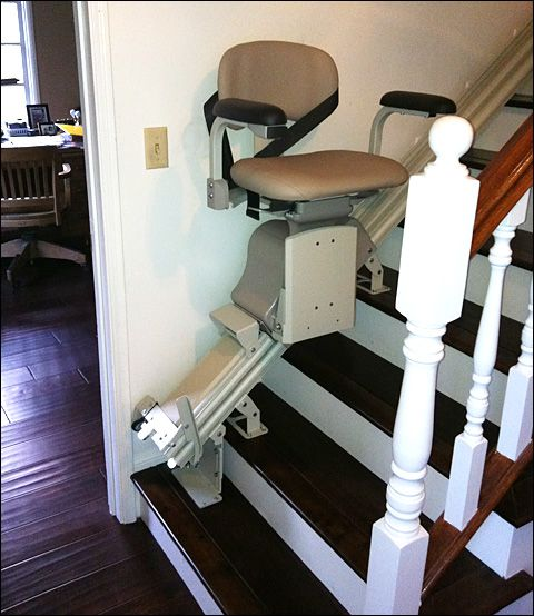 146 best stair lifts images on pinterest stair lift for 2 story wheelchair lift