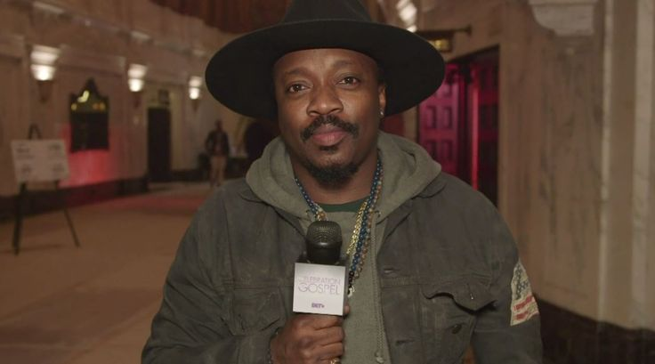 Anthony Hamilton Talks Gospel, a New Album and More